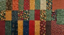 Harvest Moon Fabric Charm Pack by Kansas Troubles 31 Piece Charm Pack Oop