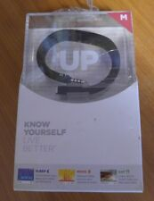 Jawbone UP Wireless Activity & Sleep Tracker Wristband Black JBR52a-MD