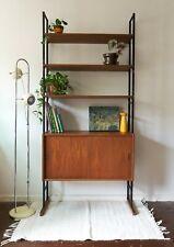 Midcentury Bookcase 60s Ladderax Style - retro vintage