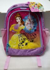 AMERICAN TOURISTER DISNEY PRINCESSES BACKPACK BELLE PINK DAY PACK