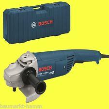 BOSCH Winkelschleifer GWS 22-230 JH im Koffer   2.200 Watt Schleifer