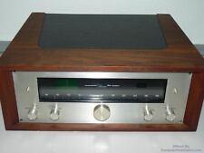 Marantz Stereo FM Tuner - Model 10B (10 B) Vintage Tube Amplifier Orig Wood Case