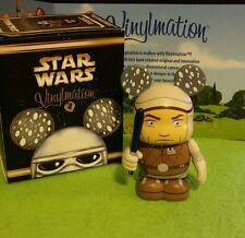 "DISNEY VINYLMATION Park - 3""  Star Wars Set  4 Empire Strikes Luke Skywalker Box"