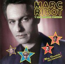 Muy Divertido! by Marc Ribot/Marc Ribot y los Cubanos Postizos (CD) MINT-!