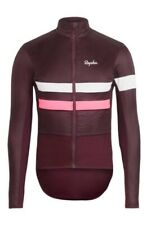 Rapha Brevet Insulated Jacket Rich Burgundy BNWT Size L
