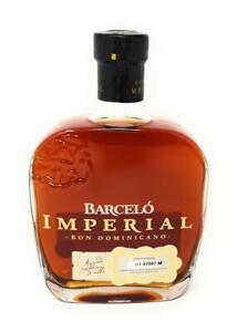 Barcelo Ron Imperial Dominicano Rum 1x 0,7 l Alkohol 38% vol.