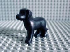 LEGO 5870 - Dog Standing Plain - Black - VERY RARE