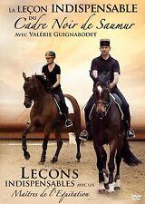 DVD La Leçon Indispensable du Cadre Noir de Saumur