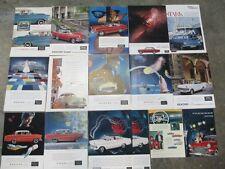 17 Opel Rekord Zeitschriftenwerbung