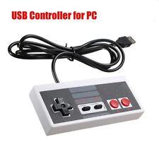 Classic NES Style Retro Game USB Controller Gamepad Joystick Joypad For PC