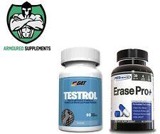 GAT Testrol + PES Erase Pro+ | Test X180 | DAA | Tribulus | | Alpha Mars | P6