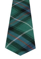 MACDONALD OF THE ISLES HUNTING ANCIENT WOOL TIE by LOCHCARRON of SCOTLAND