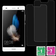 2x Huawei P8 lite 2017 Schutzfolie Echt Glas Panzer Glasfolie Schutzglas 9H Klar