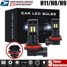 New listing H11 Led H8 H9 H16 Headlight Kits 50W 18000Lm Bright Fog Bulbs 6000K White Sl