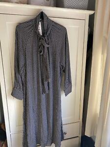 Zara Houndstooth Dress Size XXL