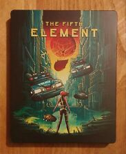 The Fifth Element (1997) Very Good Best Buy Exclusive Project Pop Art SteelBook