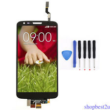 LCD Display Screen Digitizer Touch Assembly Tool For LG Optimus G2 VS980 Black S