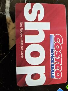 $50 Costco Cash Card Gift Card~NO Membership Required~FREE Shipping~CHEAP Gas