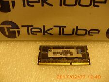 HP 646801-001 4GB 572294-D88 1333MHZ PC3-10600 CL9 ECC sin búfer DDR3 SDRAM