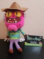 New Scary Terry 10 inch Plush Stuffed Toy Rick and Morty