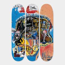 Jean Michel Basquiat Skateboard Art Set Demons KAWS Cleon Peterson