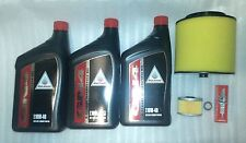 Honda TRX350 Rancher ATV Oil Change Service Tune Up Kit 2000 2001 2002 - 2006