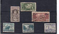 Polonia Valores del año 1933-37 (DX-486)