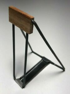 The Original Steel Vintage Looking Toy Outboard Motor Stand Display Boat K & O