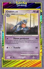 🌈Coatox - DP05:Aube Majestueuse - 31/100 - Carte Pokemon Neuve Française