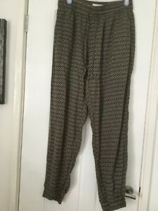 Ladies fat face harem trousers size 12 hardly worn