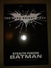 The Dark Knight Rises Stealth Fusion Batman Mattel Exclusive Action Figure New