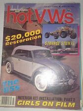 Dune Buggies And Hot VWs Magazine Interior Kit Part 2 March 1985 042117nonrh