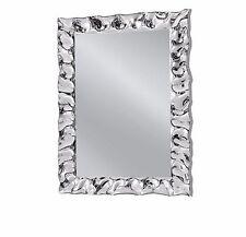 TABLES&CHAIRS specchiera argento rettangolare specchio cornice lavorata 625