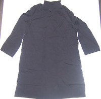 Men's All Weather Navy Blue Trench Coat w/Zip Liner Authentic US Military Size48
