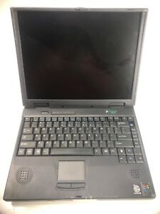 Gateway Solo 9100 Laptop Pentium II