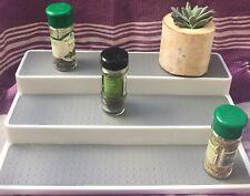 Multi Purpose 3 Tier Pantry Orgnizer Jars Succulent Cosmetic Display Kids Diy