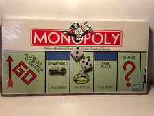 1996 MONOPOLY BOARD GAME ~ NEW AND SEALED