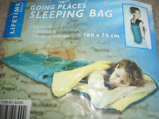 1 Schlafsack ( Lifetime)