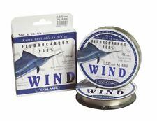 Filo da pesca - COLMIC WIND 100% FLUOROCARBON - 50mt - 0,22