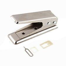 Standard Regular Micro SIM Card to Nano SIM Cut Cutter For Apple5 iPhone5 5G WP