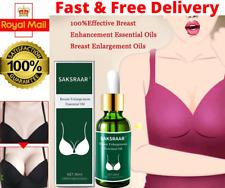 ? ? UK Sexy Brustvergrößerung Massage Ätherisches Öl Serum straffend Lifting Creme
