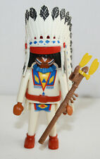 PLAYMOBIL 3250 3028 3876 4072 INDIEN GUERRIER CAMP INDIEN WESTERN / INDIAN CAMP