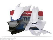 Kit plastiques Coques Polisport Gas Gas EC300 EC250 F EC200 EC125 2011 Blanc