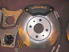 FIAT 124 SPIDER WILWOOD BIG BRAKE KIT, WILWOOD DL20 DISC PADS