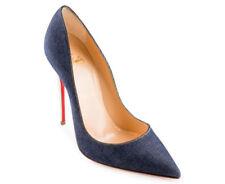 Christian Louboutin Denim Heels for Women