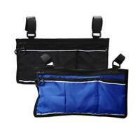 Wheelchair Handrail Bag Wheelchair Storage Bag Wheelchair Cover Carrying Acces