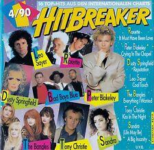 HITBREAKER 4/90 - 16 TOP HITS AUS DEN INTERNATIONALEN CHARTS / CD