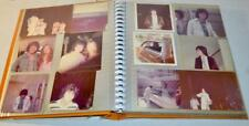 The Osmond Brothers Early 70'S Personal Photo Album W/ Family Autographs + Marie
