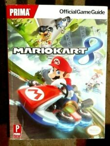Mario Kart 8 Prima Official Strategy Game Guide + Free Digital Version Code
