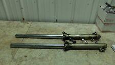 86 Yamaha XJ700X XJ 700 Maxim X Front Forks Shocks Tubes